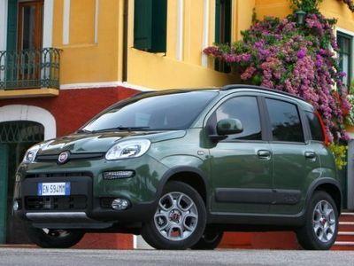 gebraucht Fiat Panda 4x4 1.3 MJ Climbing