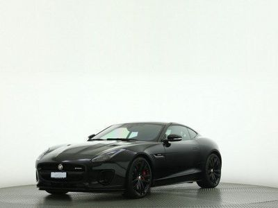 gebraucht Jaguar F-Type 3.0V6S/C R-Dyn.AWD / Miete mich das Wochenende für Fr. 890.-!