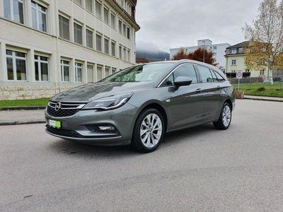 gebraucht Opel Astra Sports Tourer 1.4i Turbo Excellen