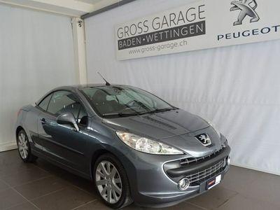 gebraucht Peugeot 207 CC 1.6 16V T Sport