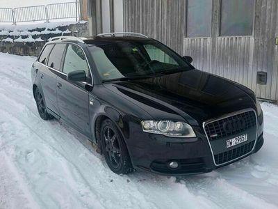 gebraucht Audi A4 Avant 2.0 TDI 170 DPF