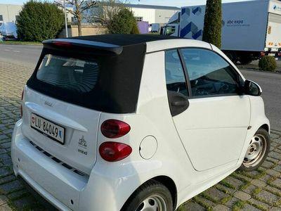 gebraucht Smart ForTwo Cabrio Fortwo Cabrio 2013 2013