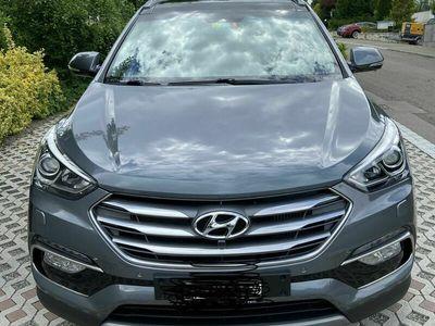gebraucht Hyundai Santa Fe 2.2 CRDI Vertex