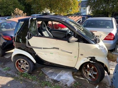 gebraucht Smart ForTwo Coupé City/Fortwopure