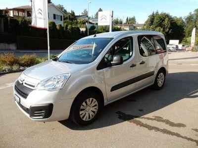 gebraucht Citroën Berlingo 1.2i Swiss FAMiI