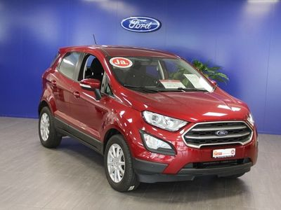 gebraucht Ford Ecosport 1.0iEcoBoost 125 PS Trend AUTOM