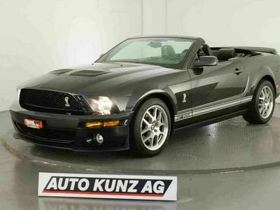 gebraucht Ford Mustang GT  Shelby 500 Convertible 507Ps