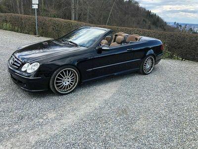 gebraucht Mercedes CLK200 ,