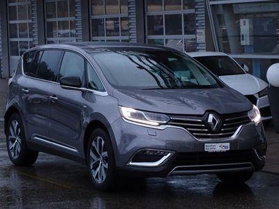 gebraucht Renault Espace 1.6 TCe Swiss Edition EDC 7 Plätzer
