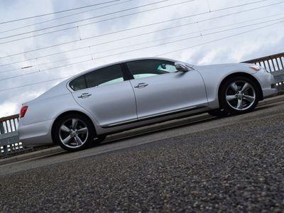 gebraucht Lexus GS300 LIMITED AUTOMATIC l 250 PS
