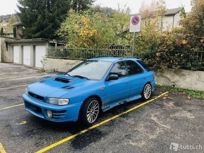 gebraucht Subaru Impreza 2.0 4WD