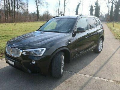 gebraucht BMW X3 xDrive 35i xLine Steptronic