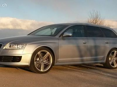 gebraucht Audi RS6 Avant 5.0 TFSI V10 quattro