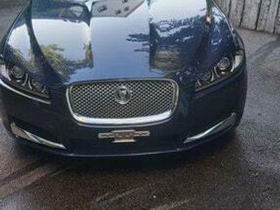 gebraucht Jaguar XF Eine Perle unten den s