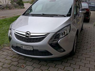 gebraucht Opel Zafira Tourer C