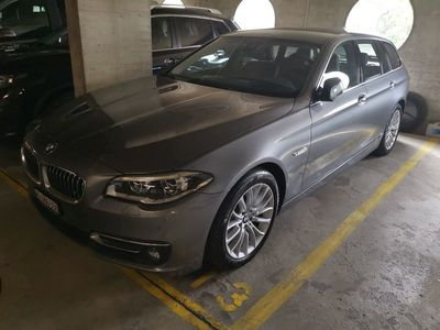 gebraucht BMW 535 d Xdrive Touring Luxery Line