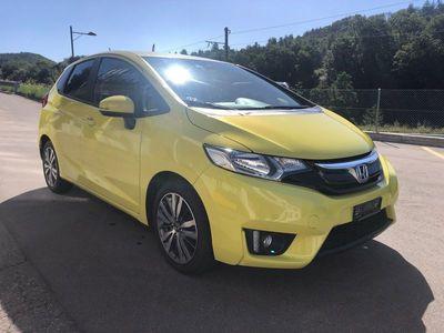 gebraucht Honda Jazz 1.3i-VTEC Elegance, 102 PS, GELB METALLIC