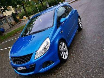 gebraucht Opel Corsa OPC mit MFK