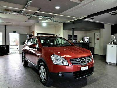 gebraucht Nissan Qashqai 1.6 visia