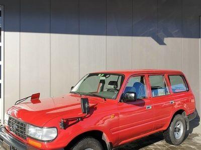 gebraucht Toyota Land Cruiser HDJ80 4.2 TDI Standard