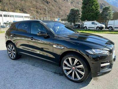 gebraucht Jaguar F-Pace 3.0 TD R-Sport AWD