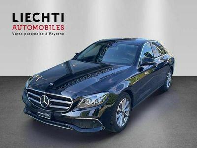 gebraucht Mercedes E200 Avantgarde 4Matic 9G-Tronic