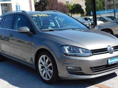 gebraucht VW Golf Variant 1.4 TSI Highline
