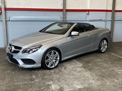 gebraucht Mercedes E250 Sport-Paket AMG 7G-Tronic