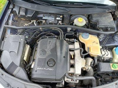 gebraucht VW Passat Variant 1.8T