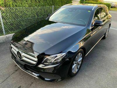 gebraucht Mercedes E200 E-KlasseAvantgarde 9G-Tronic