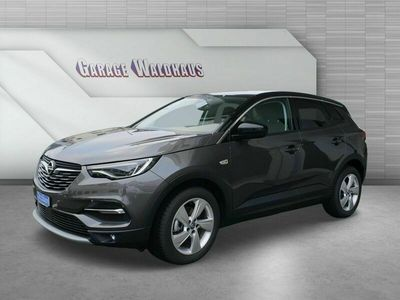 gebraucht Opel Grandland X 1.2i TP Ultimate