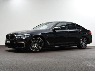 gebraucht BMW M550 5er i xDrive Steptronic