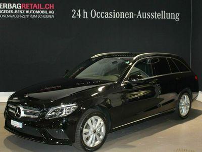 gebraucht Mercedes C200 C-KlasseAvantgarde 4Matic 9G-Tronic