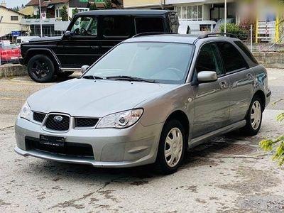 gebraucht Subaru Impreza 1.5R 4x4 - 8-Fach Bereift - Gepflegte Zustand