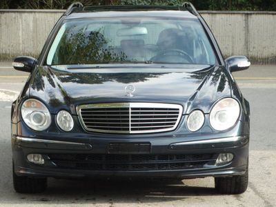 gebraucht Mercedes E350 Avantgarde 4Matic Automatic