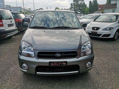 gebraucht Subaru Justy G3X1.5 AWD