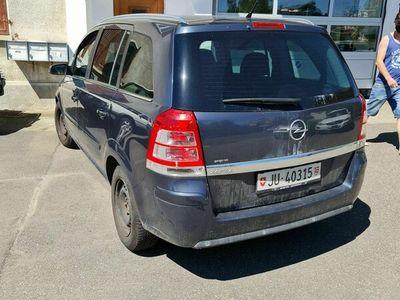 gebraucht Opel Zafira 1.8 16V