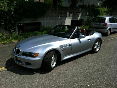 gebraucht BMW Z3 1.9, 140 PS, mit Hardtop
