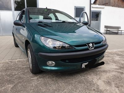 gebraucht Peugeot 206 1.6 16V XT