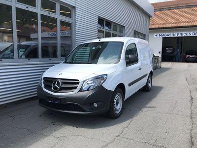 gebraucht Mercedes Citan 111 CDI L E6