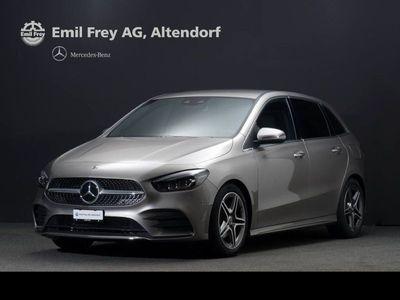 gebraucht Mercedes B200 AMG-Line