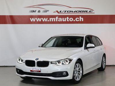 gebraucht BMW 318 3er Reihe F31 Touring d Essential Ed.