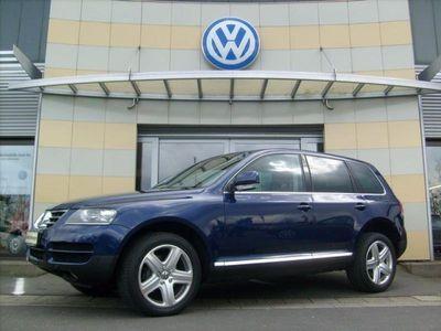 gebraucht VW Touareg 3.0 V6 TDI Leder Xenon SSD Navi