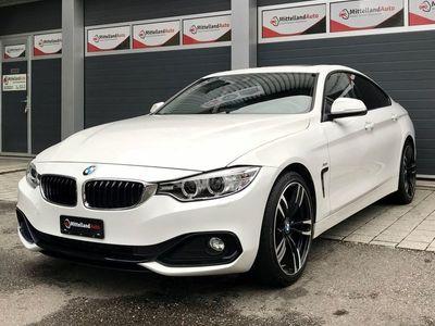 gebraucht BMW 420 Gran Coupé 4er d Sport Line Steptronic