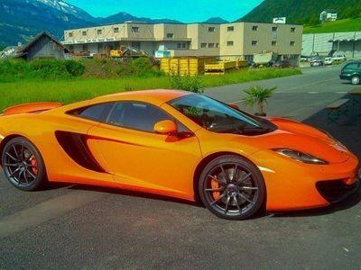 gebraucht McLaren MP4-12C Coupé 3.8 V8 SSG