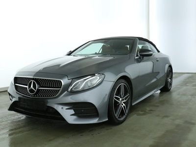 gebraucht Mercedes E200 Cabriolet AMG Line 9G-Tronic