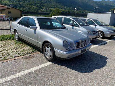 gebraucht Mercedes E320 E-KlasseAvantgarde 4-Matic Automatic