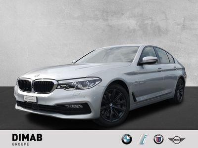 gebraucht BMW 540 i xDrive Sport Line