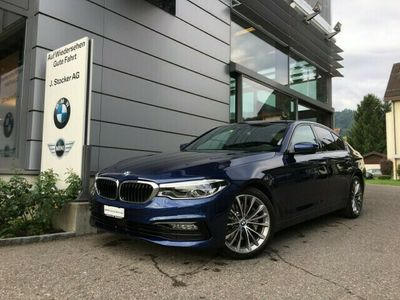 gebraucht BMW 530 5er i xDrive Sport Line Steptronic
