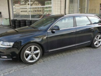 gebraucht Audi A6 Avant 3.0 V6 TDI quattro tiptronic